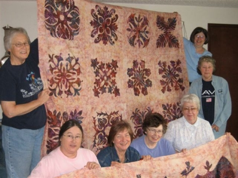 Westsoundquilters
