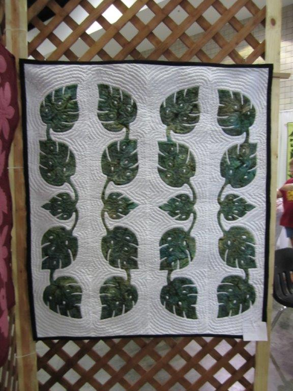 Hawaiian Quilting With Poakalani & Co. - ... and Exploring the Art ... : family quilts - Adamdwight.com