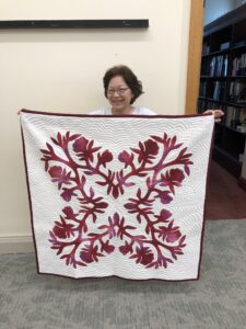 Amy's Rose Quilt